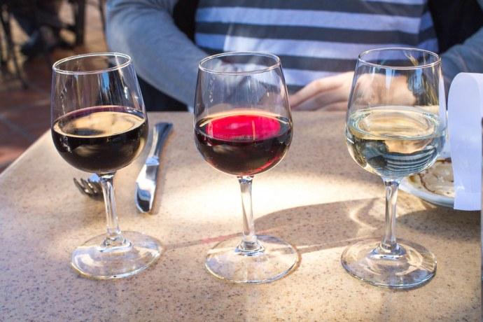 wine country trattoria california country flight