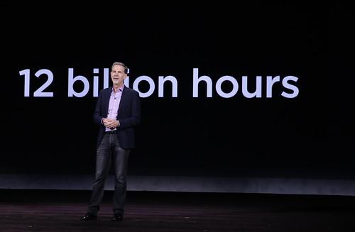 En el CES 2016, Reed Hastings CEO de Netflix, anunciaba la expansión global de la plataforma de stream de entretenimiento.