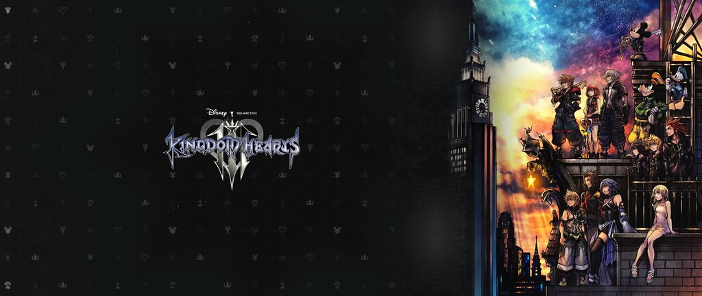 Create Animated Wallpaper Kingdom Hearts Iii Wallpaper 1 Ultrawide Franx Flickr
