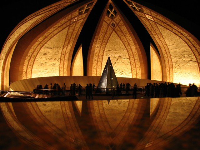 Pakistan Wallpaper 3d Pakistan Monument The National Monument In Islamabad