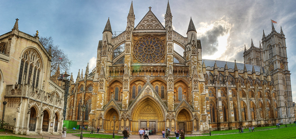 3d Interior Wallpaper Hd Westminster Abbey Experimenting With The Whole Panorama