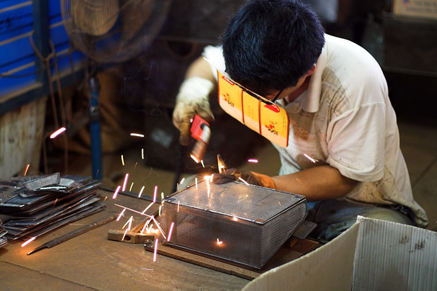 English To Chinese Chinese Welder | From A Trip To China. How To Make Home