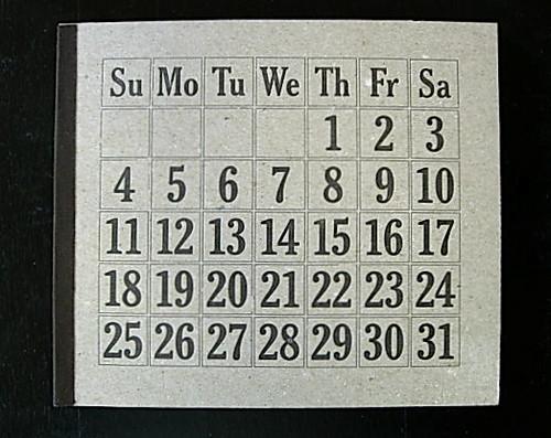 How To Create A Calendar Notebook Preschool Calendar Notebook Mamas Learning Corner Letterpress Calendar Cover Notebook Printed Using