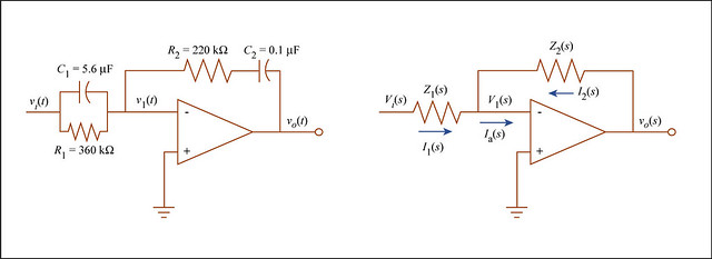 p controller circuit diagram