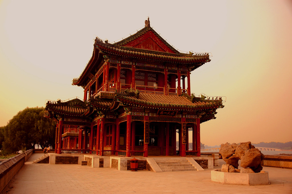 Rhino 3d Wallpaper Chinese Architecture Chris Flickr