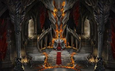 Overlord II - The Netherworld Throne Room | Overlord II Demo… | Flickr