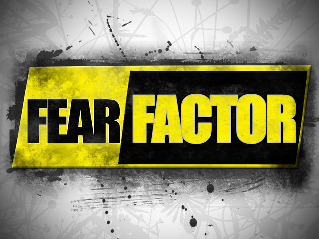 3d Welcome Wallpaper Fear Factor Series Little Control Over The Wording And