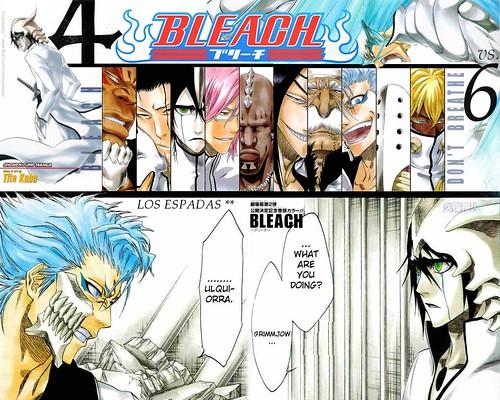 3d Bleach Wallpaper Bleach Espada Wallpaper ブリーチ The First Was So Much Fun
