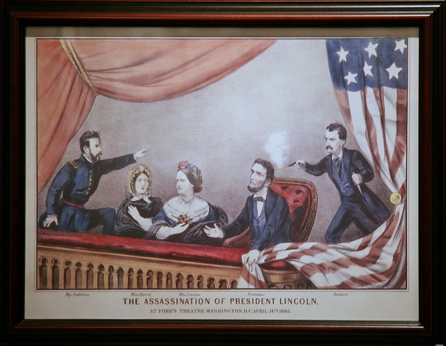 Paper Box Assassination Of President Lincoln | Assassination Of