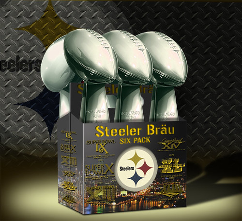 Steelers 3d Wallpaper Steeler Brau Six Pack Wstera2 Flickr