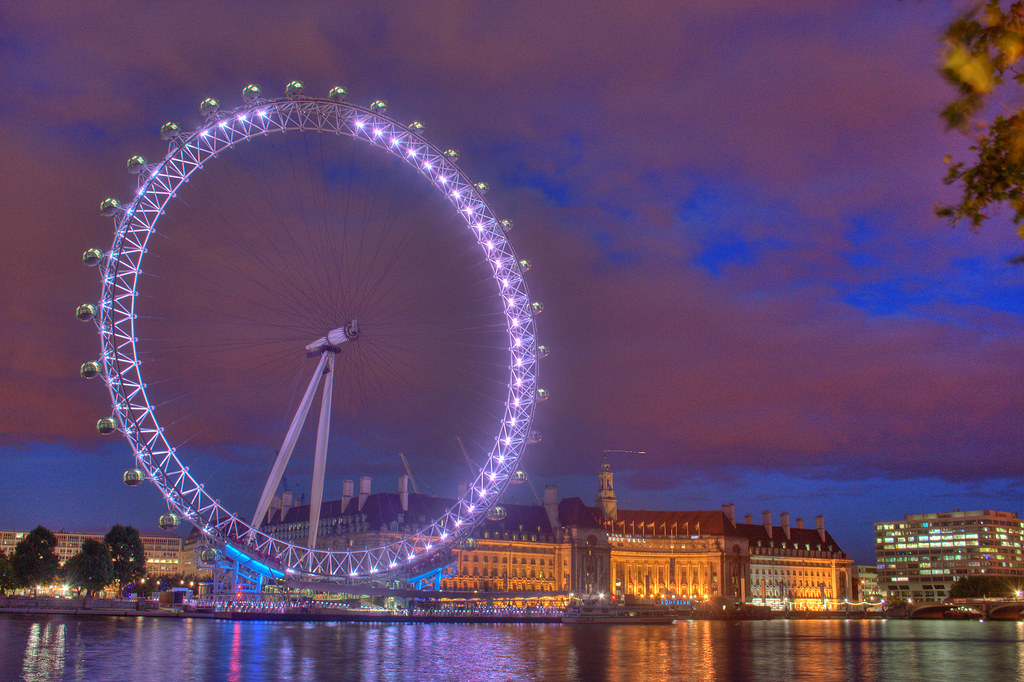 Most Beautiful 3d Wallpaper London Eye The London Eye Also Known As The Millennium