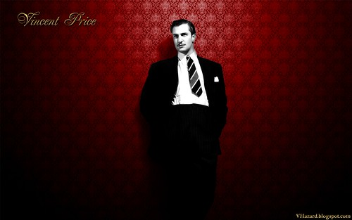 Ravan 3d Wallpaper Vincent Price Wallpaper I Made This Because I Love