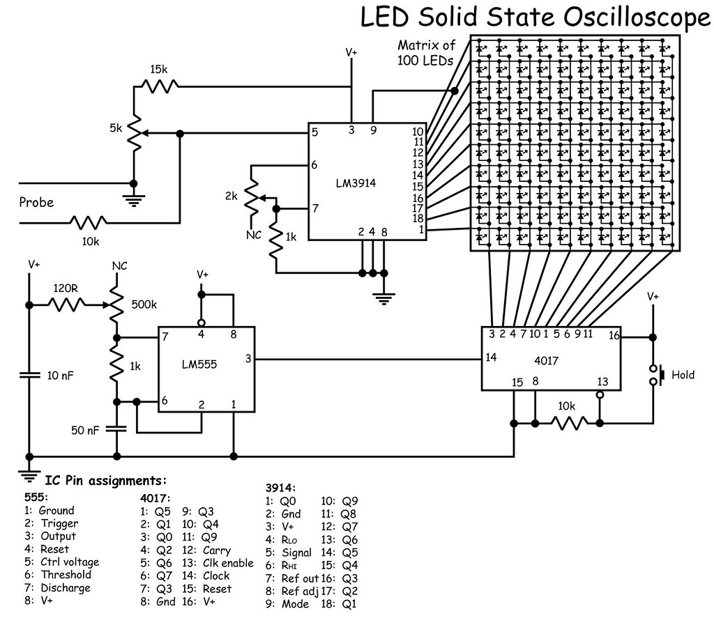 led oscilloscope by lm39144017