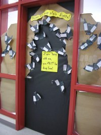 Door Decorations for Red Ribbon Week | Drugs are just ...