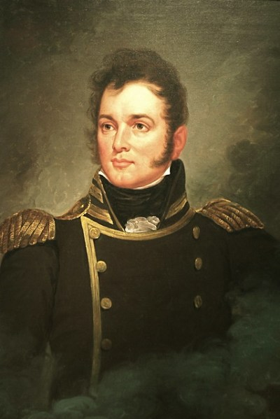 Portrait of Oliver Hazard Perry, National Portrait Gallery | Flickr - Photo Sharing!