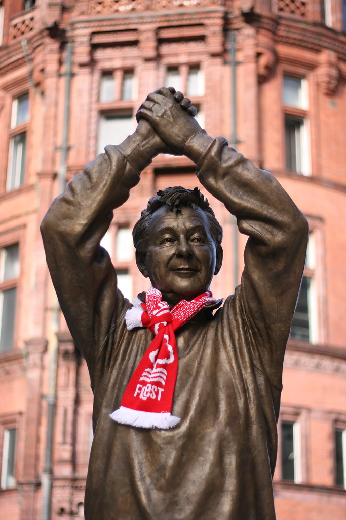 Entry9 Brian Clough Statue 05 For More On Cloughie Try His