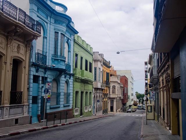 Some 3d Wallpapers Streets Of Montevideo Montevideo Uruguay H 233 Ctor De