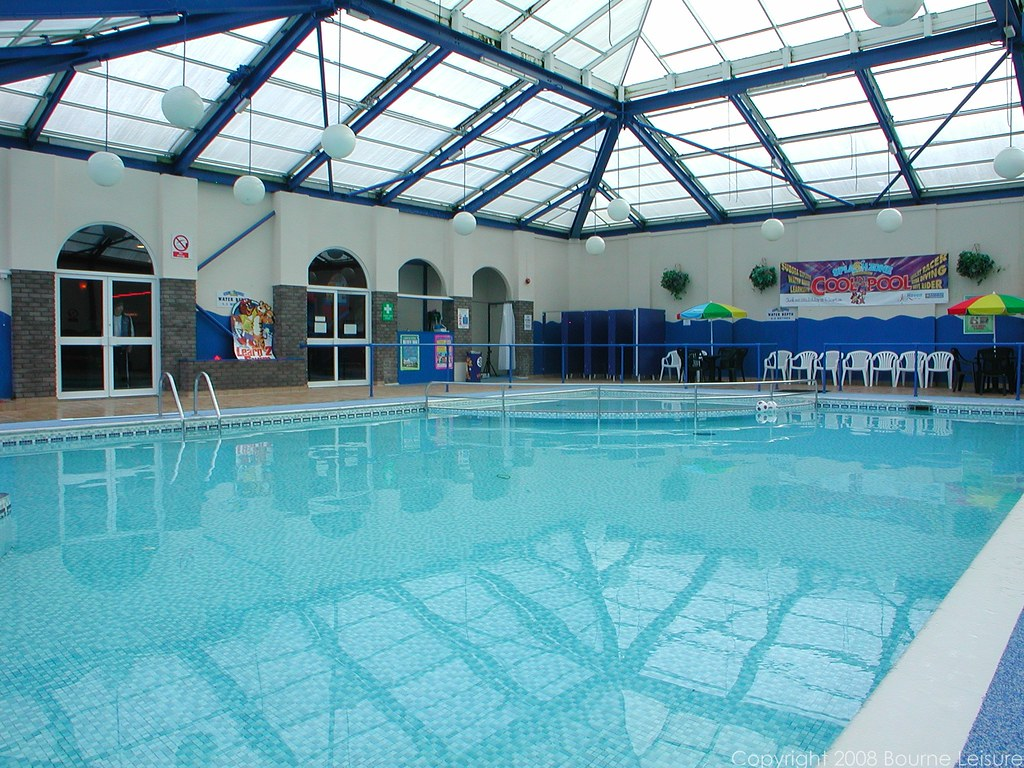 Mobile Pool Riviere Sands Indoor Pool | Haven's Riviere Sands Holiday