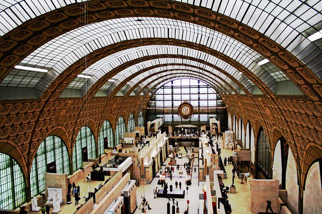 Top Ten Wallpapers Hd Mus 233 E D Orsay The Mus 233 E D Orsay Is A Museum In Paris