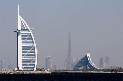 Dubai, EAU - Burj Al Arab   This foto was from the Palmier ...