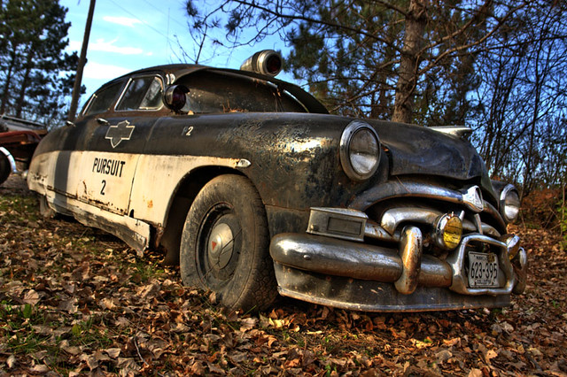 Police Car Wallpaper Mobile Old Hudson Police Cruiser Hot Sam S Antiques Explored