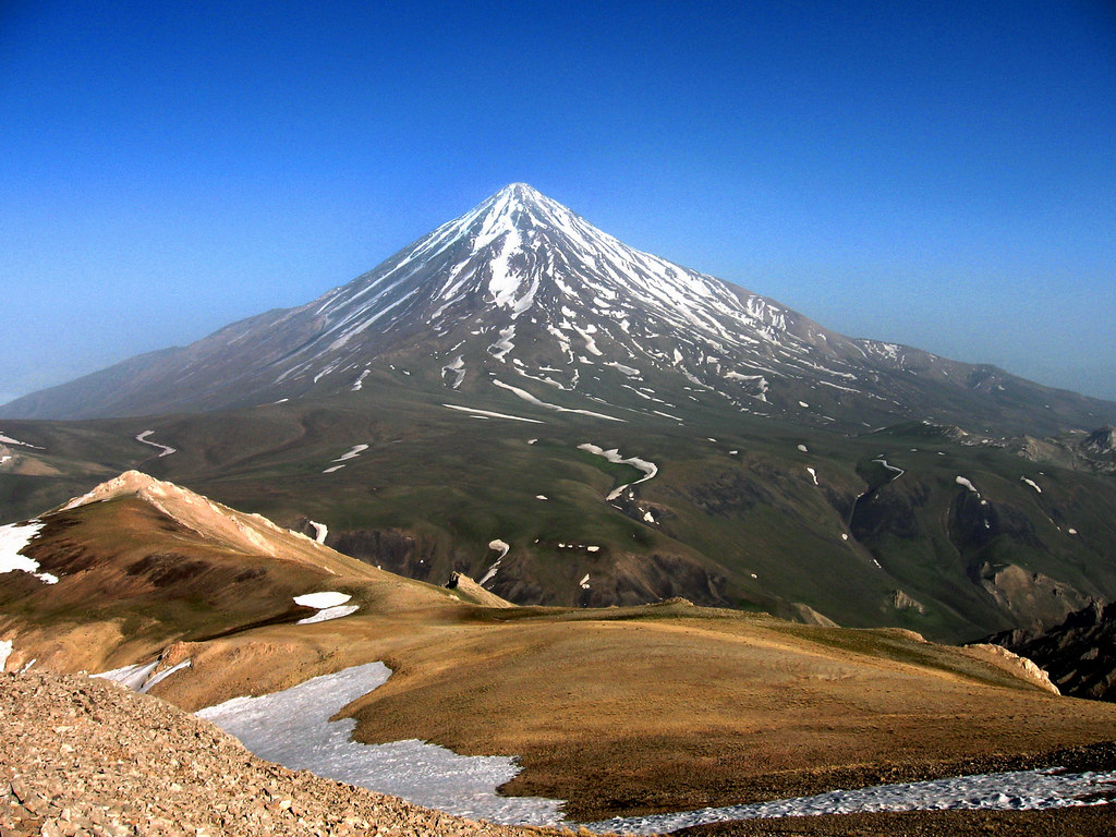 3d Wallpaper Durban Damavand The Ultimate Beauty The 2nd Day Of Our Journey