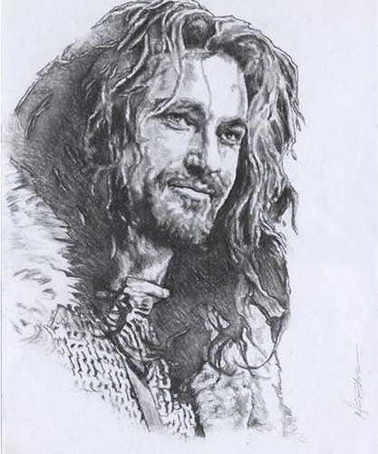 beowulf drawing