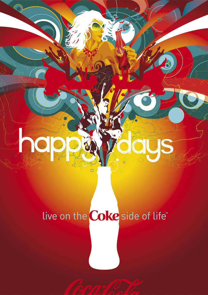 3d Xmas Wallpaper Free Coke Side Of Life Coca Cola Art Remix Coca Cola Side Of