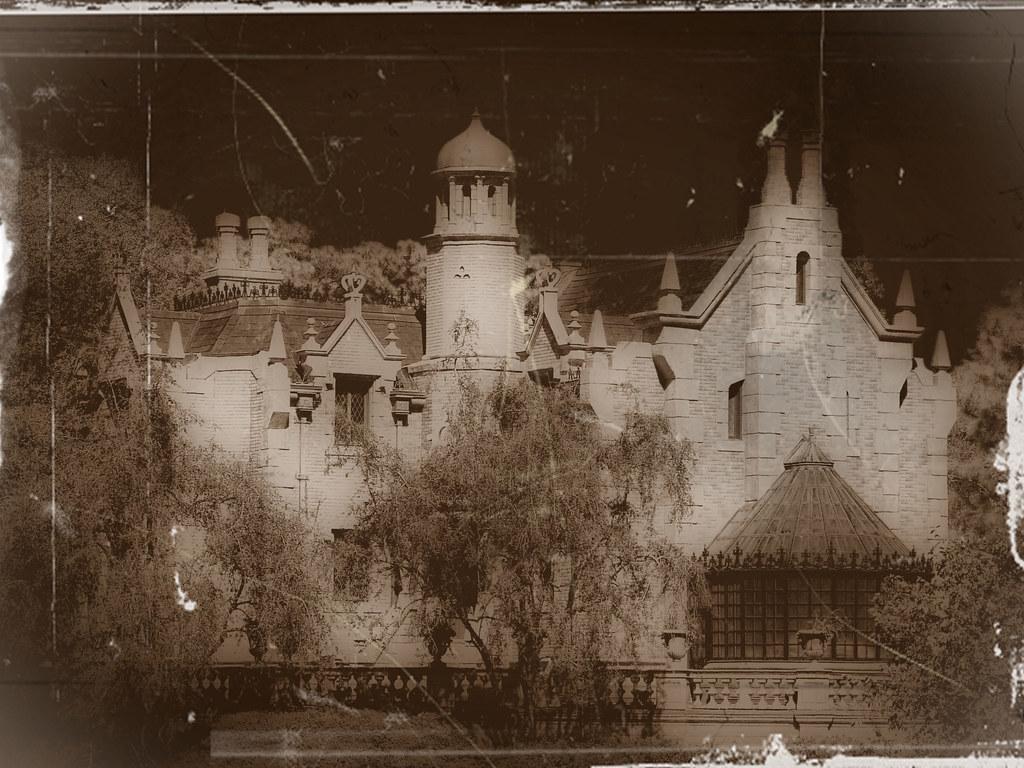 Wallpaper Black Dark Disney Happy Halloween Haunted Mansion Old Photo Flickr
