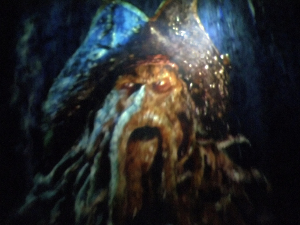 Mickey Mouse 3d Wallpaper Disney Davy Jones Pirates Of The Caribbean View