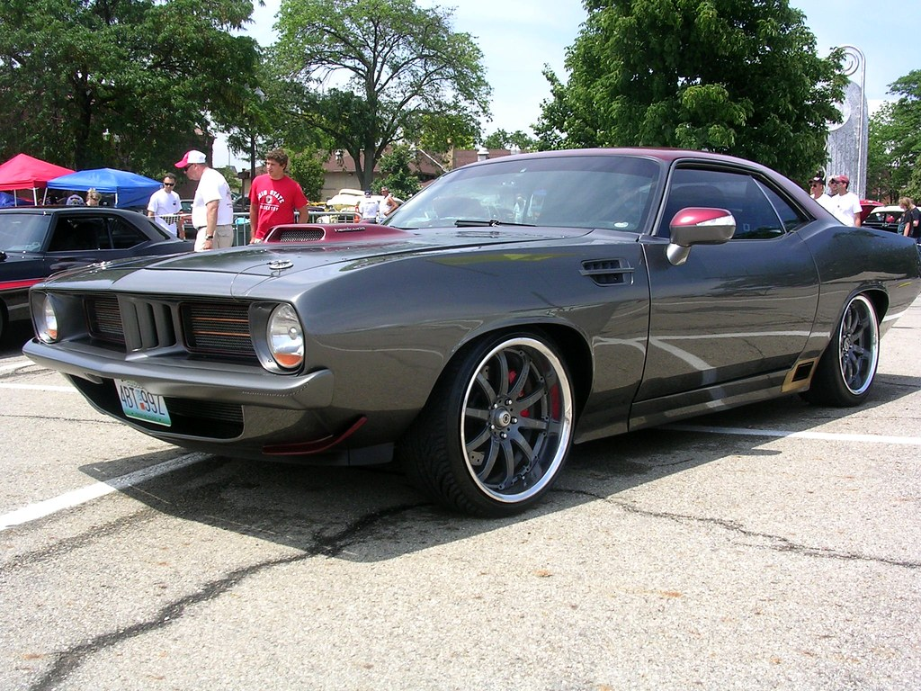 Hd Wallpaper 1970 Chevelle Car 1970 S Plymouth Barracuda Custom Mitch Prater Flickr