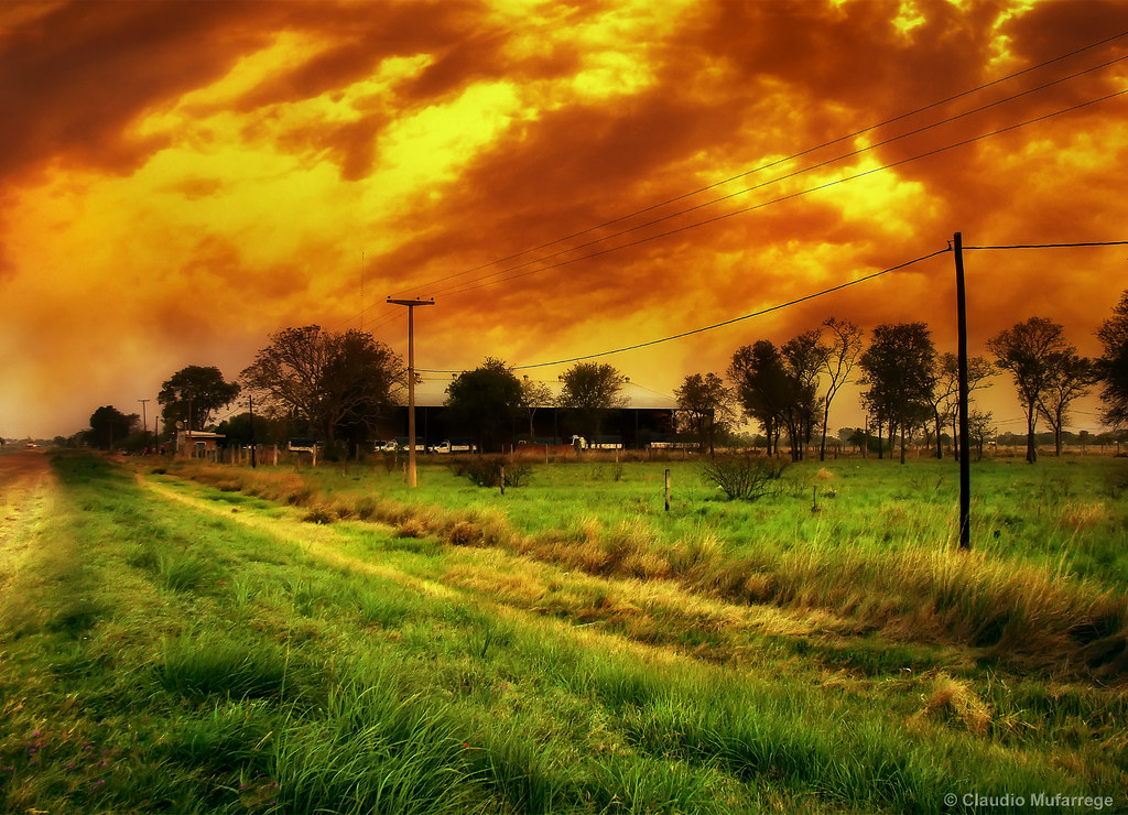 Best 3d Hd Wallpapers For Pc Cielos Y Campos De La Pampa Argentina 11 Skies And Field