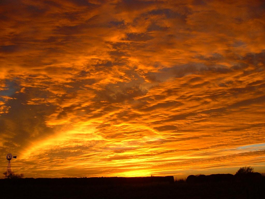 All 3d Wallpaper Hd Oklahoma Sunset Sunset On The Prairie Oklahoma Usa
