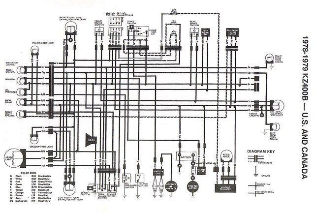 1978 kz400 wiring diagram