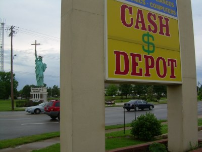 Cash Depot for Christ | need I say more??...... Roadside ...