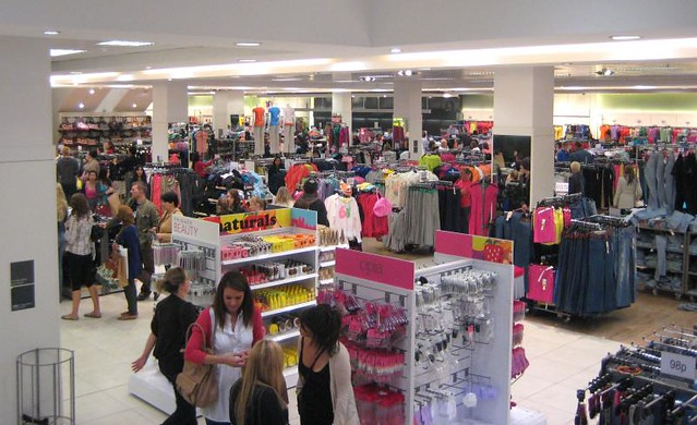 Primark Catalogo Hogar Primark, Nottingham | Scary. Like A Jumble Sale. Stuff All