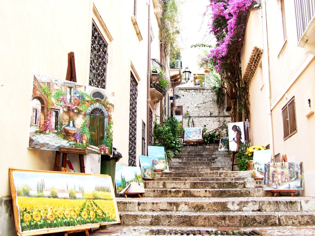 Travel Vacation Taormina-sicilia-italy - Creative Commons By Gnuckx | Flickr