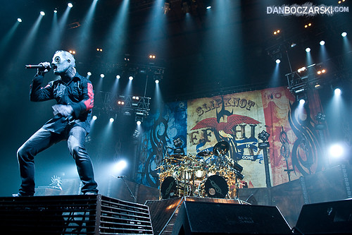 New Wallpaper 2018 3d Slipknot Live In Chicago Il On January 30th 2009 Flickr