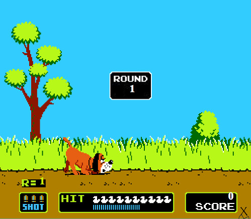 Wallpaper Anime Duck Hunt Flash Web Game If You Grew Up During The