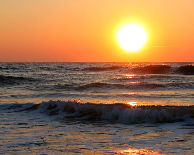 Sunrise 3d Wallpaper Sunrise Over The Atlantic Ocean This Shot Was Taken At