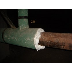 Small Crop Of Asbestos Pipe Insulation