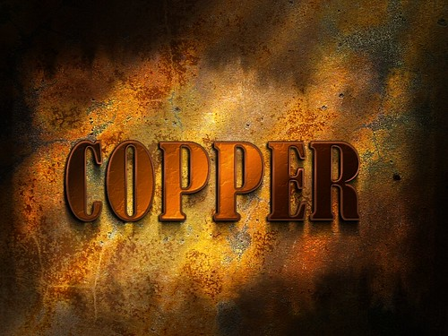 Black Text Wallpaper Copper Letters Psdtut Png Ths Was Produced By Following