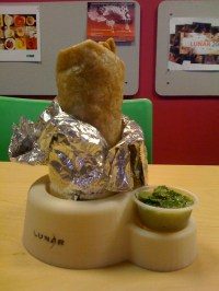 my first FDM: design concept for burrito holder | Flickr ...