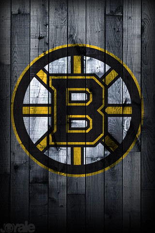 3d White Brick Wallpaper Boston Bruins I Phone Wallpaper A Unique Nhl Pro Team