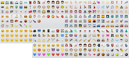 i love you emoji art copy and paste