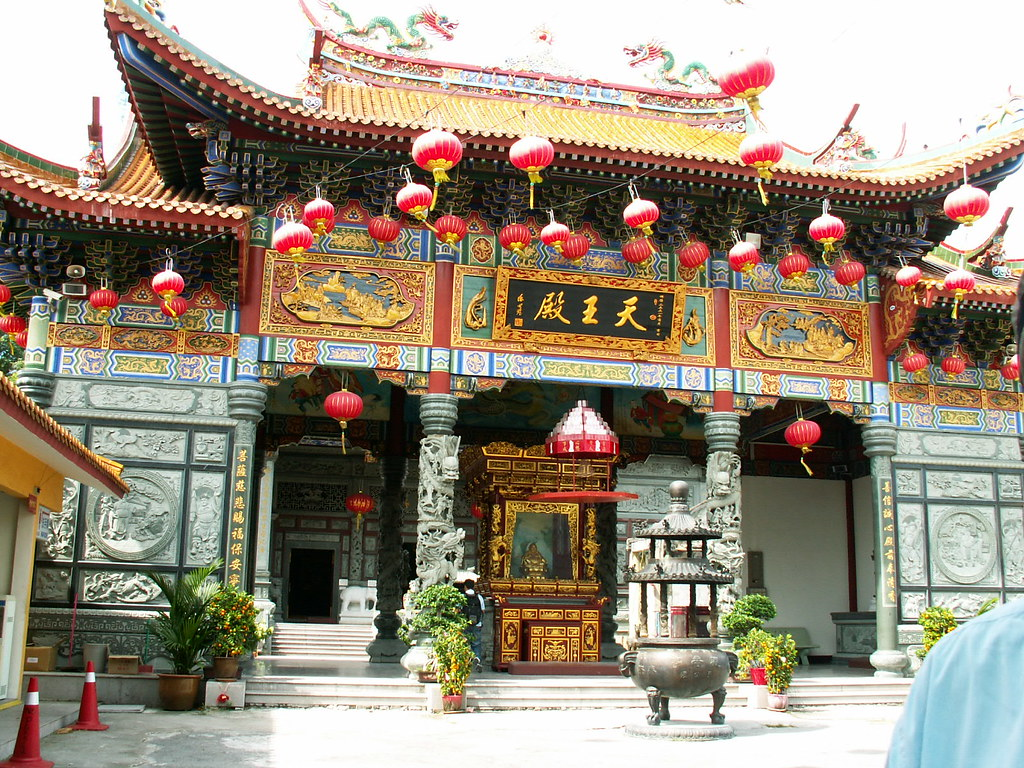 Chinese Quotes Wallpaper Old Chinese Temple In Klang Selangor Malaysia Balance B