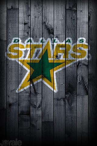 Dallas Stars Wallpaper Iphone Dallas Stars I Phone Wallpaper A Unique Nhl Pro Team