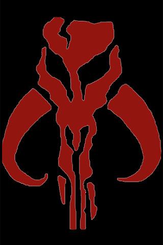 Free 3d Skull Wallpaper Mandalorian Skull Mandalorian Skull Emblem Daniel