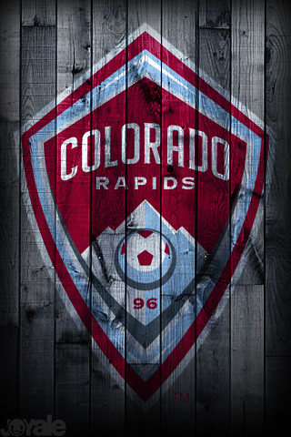 How To Get 3d Wallpaper Iphone Colorado Rapids I Phone Wallpaper A Unique Mls Pro Team
