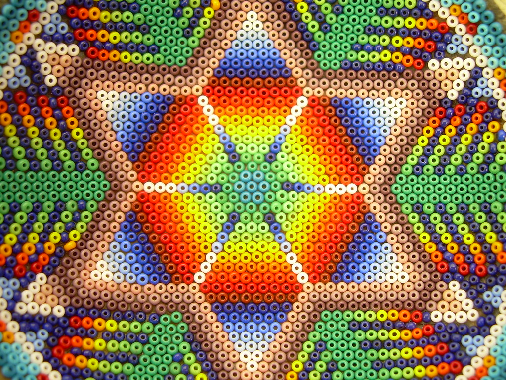 Arte Huichol For Sale Peyote Huichol Ecosia
